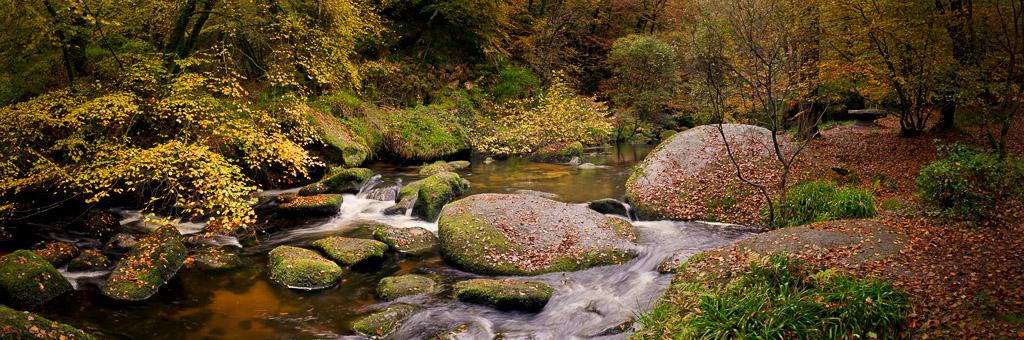 La rivière d'Argent - Huelgoat